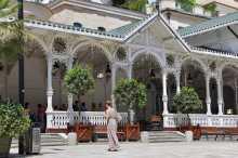 Columnata del mercado - Karlovy Vary