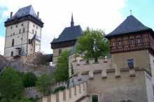 Velká věž - Karlštejn
