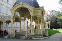 Parkkolonnade - Karlsbad