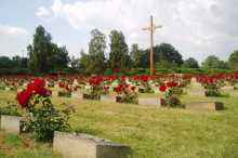 Nationalfriedhof Terezin