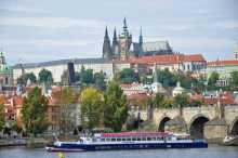 River Cruise on the Vltava River