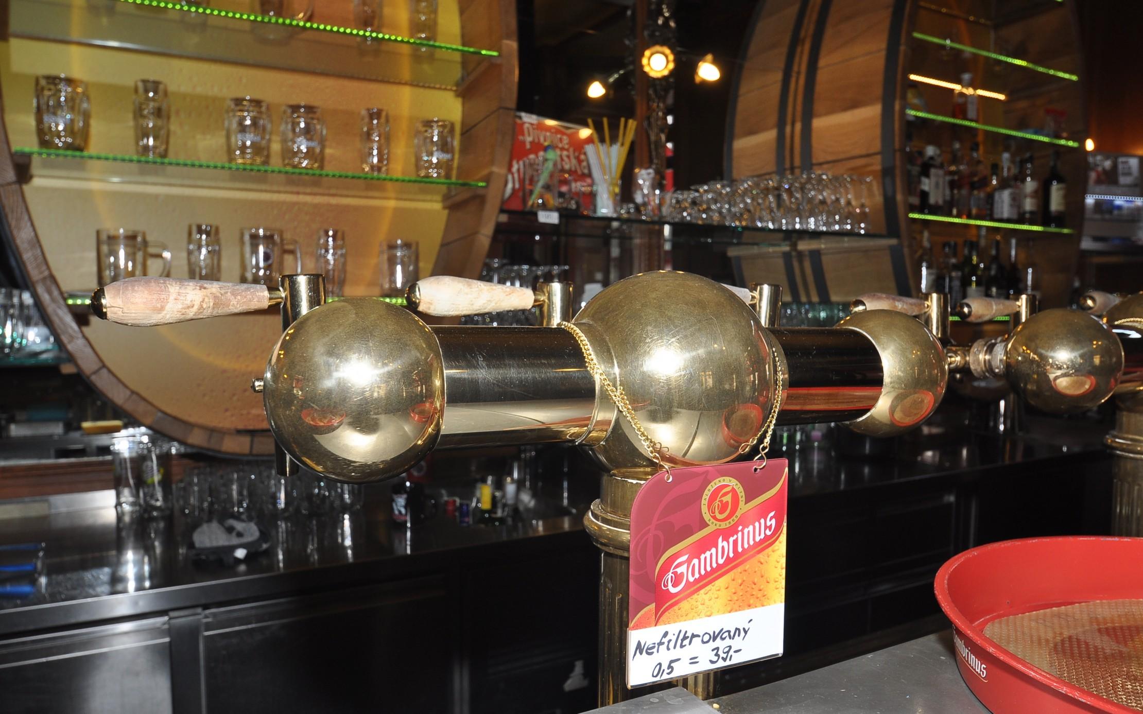 Bar - Prague Beer tour