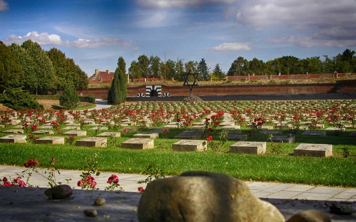 Памятник Терезин