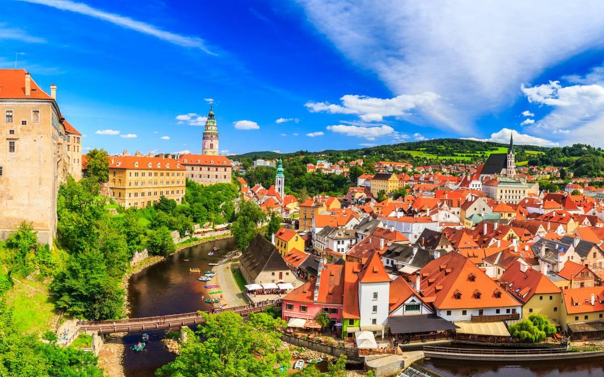 Český Krumlov - UNESCO