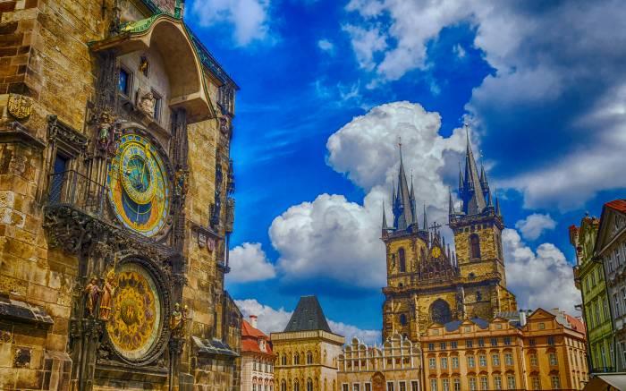Прага 2 в 1