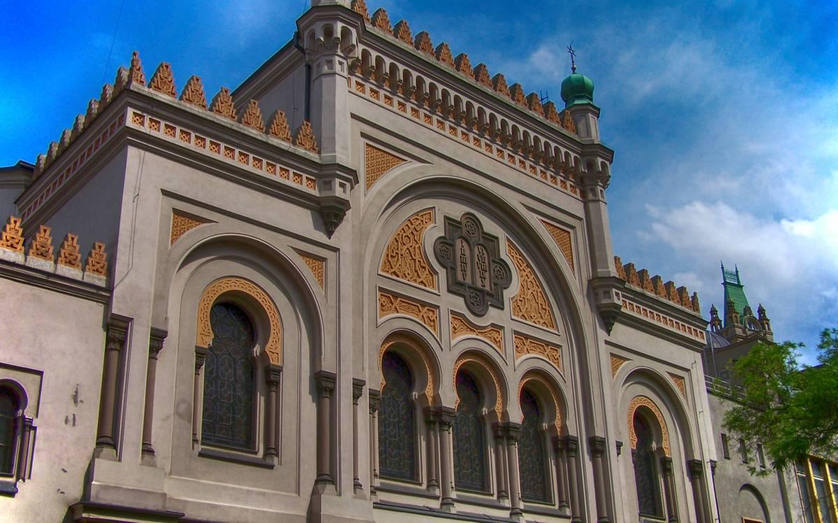 Giro a piedi - il Quartiere Ebraico e la città Vecchia
